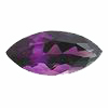 10x5 mm Marquise Shape Simulated Amethyst in Super Fine Grade