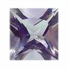 6 mm Square Shape Brazilian Amethyst in AAA Grade