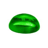 5x3 mm Oval Green Chrome Diopside Cabochon in A Grade
