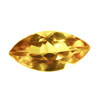 6x3 mm Marquise Golden Citrine A grade
