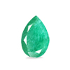 10x8 mm Pear  Shape Emerald in AA Grade