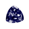 4 mm Trillion Iolite in A Grade