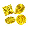 10 Carats Mixed Yellow Sapphire A Lot 1/2 -1 cts.