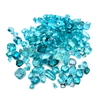 1000 Ct Swiss Blue Topaz Chipped for Recutting Lot size 1-5 ct.