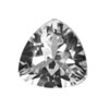 7 mm Trillion White Topaz in A Grade